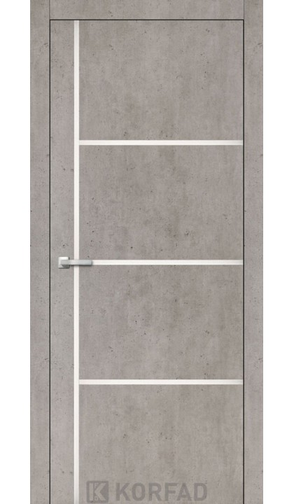 Межкомнатная дверь ALP-08 Корфад