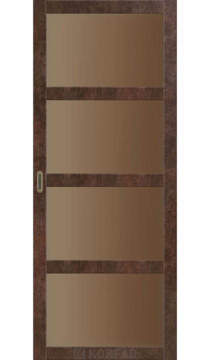Межкомнатная дверь BL-01 Корфад