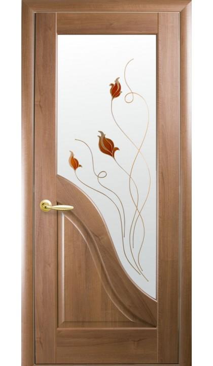 Межкомнатная дверь Амата Р1 ПВХ Новый стиль
