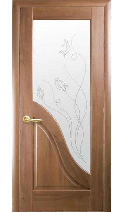 Межкомнатная дверь Амата Р2 ПВХ Новый стиль