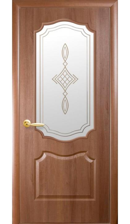 Межкомнатная дверь Вензель Р1 ПВХ Новый стиль