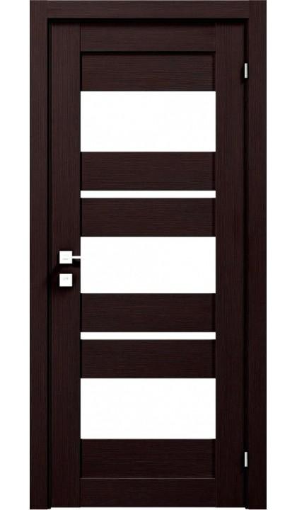 Межкомнатная дверь Modern Polo полустекло Rodos