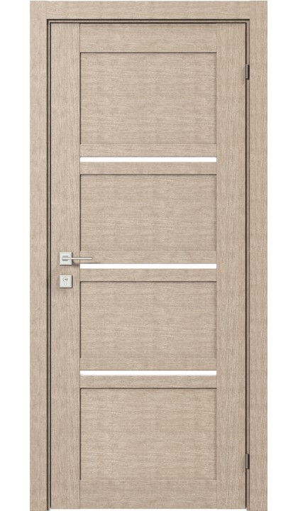 Межкомнатная дверь Modern Quadro полустекло Rodos