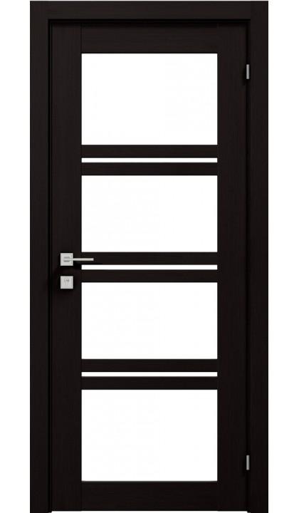 Межкомнатная дверь Modern Quadro cо стеклом Rodos