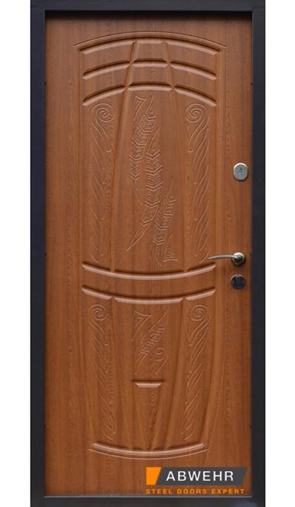 Входная дверь ABWEHR Nova Avers Massandra 209 VINORIT Дуб золотой Патина