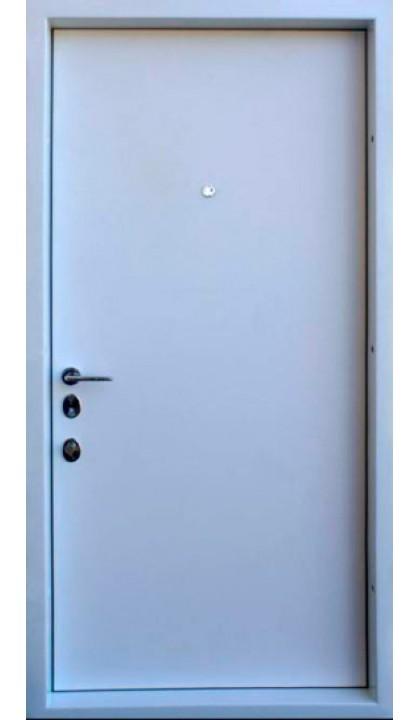 Входная дверь Straj LUX Prestige Сота софт блэк Past / Софт Милк Past