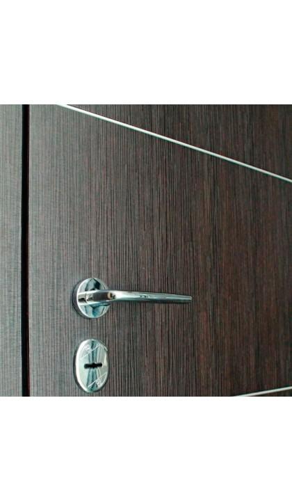 Входная дверь Straj LUX Standart Соло венге шелк