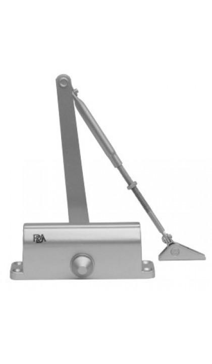 Дверной доводчик RDA B3W серый