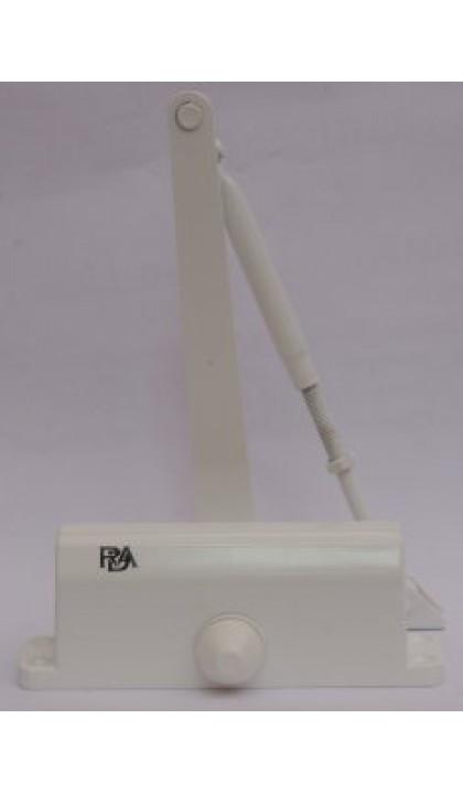 Дверной доводчик RDA B4W белый